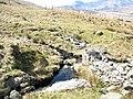 Stream confluence - geograph.org.uk - 399189.jpg