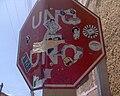 Street art stickers in Querétaro, México.jpg