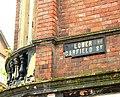 Street sign, Belfast - geograph.org.uk - 1260313.jpg