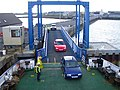 Stronsay pier from on board Varagen - geograph.org.uk - 213531.jpg