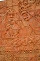Struggle for Independence - Terracotta Mural - Museum of Independence - Suhrawardy Udyan - Dhaka 2015-05-31 2203.JPG
