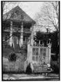 Stuart-Robertson House (Entrance Gates), 120 Church Street, Staunton, Staunton, VA HABS VA,8-STAU,1-1.tif