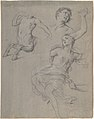Studies for the Figure of a Centaur and a Nymph MET DP801585.jpg