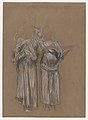 "Study of Three Standing Draped Female Figures for ""Music"" MET DP873700.jpg"