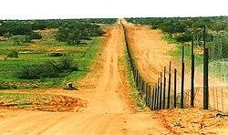Sturt National Park3 - Dingo Fence - CameronsCorner.jpg
