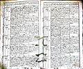 Subačiaus RKB 1832-1838 krikšto metrikų knyga 005.jpg