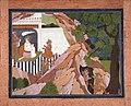 Sugriva Sends Hanuman to Find Sita, 1981-3-1.jpg
