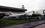 Sukhoi Su-15 Sukhoi Su-15 cn 0844 Khodinka Air Force Museum Sep93 (16944263847).jpg