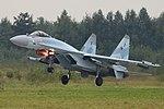 Sukhoi Su-35S 'RF-95849 - 07 red' (37292274626).jpg