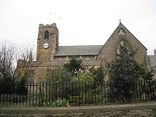Sunderland Minster Church in Sunderland, England