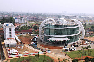 Surya Research Education Center Building, Serpong, South Tangerang