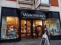 Sutton High Street, Sutton, Surrey, Greater London - Waterstones Bookshop.jpg
