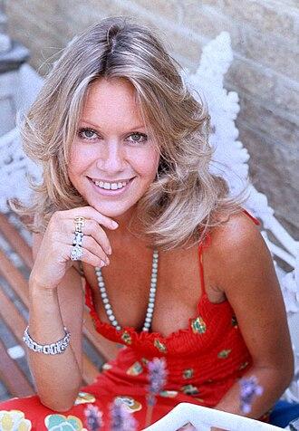Suzanna Leigh - Leigh in 1977