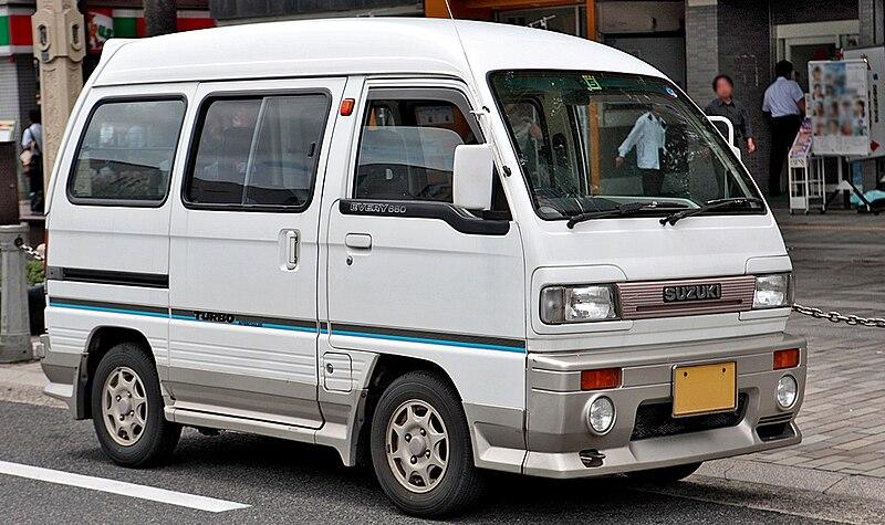 File:Suzuki Every 205.JPG - Wikimedia Commons
