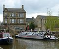 Swallow's Nest in the Leeds and Liverpool Canal, Skipton (7190290890).jpg