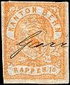 Switzerland Bern 1872 revenue 10rp - 3aC used.jpg