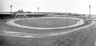 Sydney Sports Ground - Sydney Sports Ground in 1937