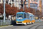 T8M 700-IT tram in Sofia.jpg
