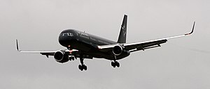 Techniques d'Avant Garde - Boeing 757-200