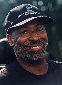 Pendergrass in 2001
