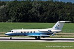 TJ-AAW Gulfstream G-1159A GLF3 Cameroon - Government (14794662257).jpg