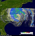 TRMM Satellite Views Irene's Strong Rains Over Cape Hatteras (6088901315).jpg
