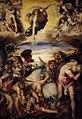 Taddeo Zuccari, Conversione di san Paolo, San Marcello al Corso, 1564–1566.jpg