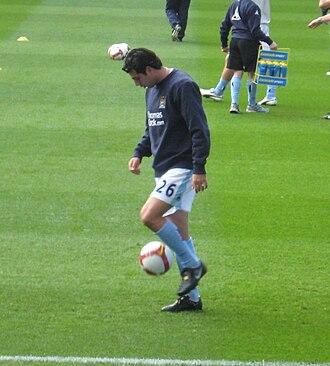 Tal Ben Haim - Ben Haim at Manchester City