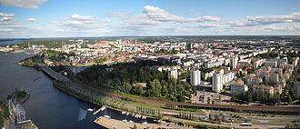 Näsinneula - Image: Tampere 7
