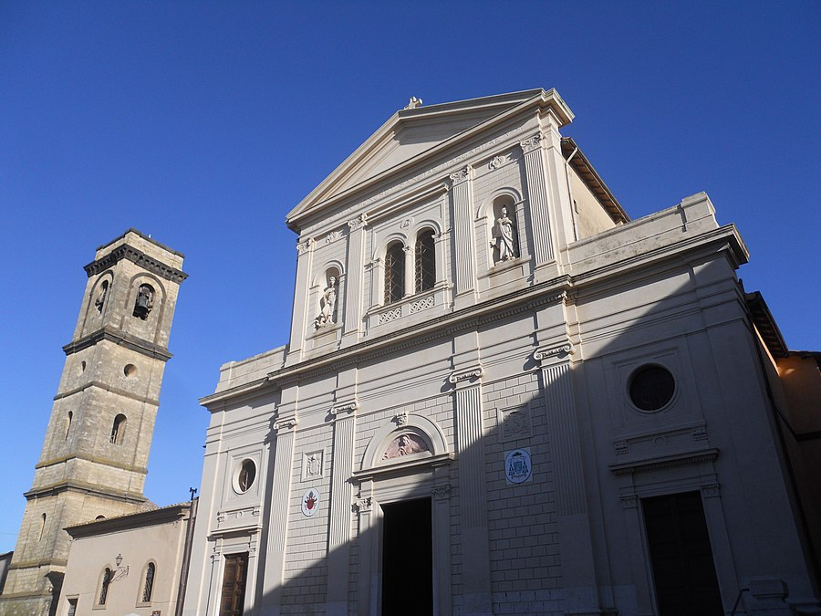 Tarquinia Cathedral