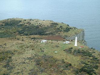 Tasman Island Lighthouse - Tasman Island Lighthouse