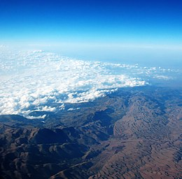 Taurus Mountains with clouds, seen from a plane.jpg