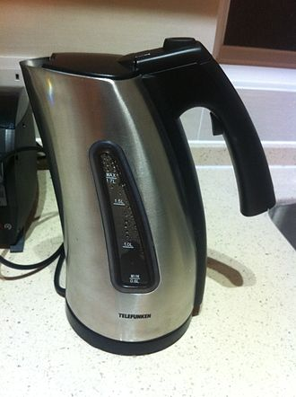 Telefunken - Telefunken electric kettle from 2011