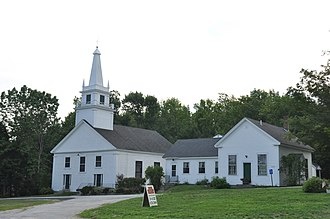 Temple, New Hampshire - Image: Temple NH Congregational Church
