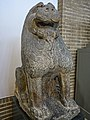 Temple guardian lion Northern Wei Dynasty (386-534 CE) Henan Province China Limestone 02.jpg