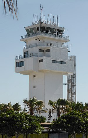 Tenerife–South Airport - Control tower