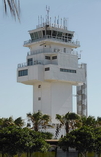 Tenerife South Airport - Control tower