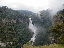 Manejo de recursos hdricos en Colombia  Wikipedia la