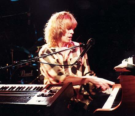 Terry Adams performing with NRBQ in 2007 Terry Adams NRBQ.jpg