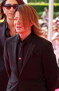 Teru (singer) Japanese singer