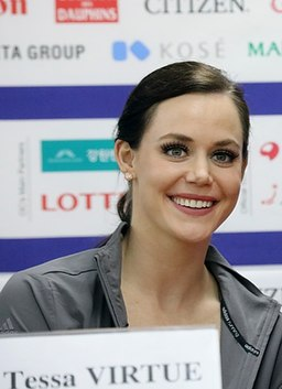 Tessa Virtue - 2017 Four Continents Championships (cropped)