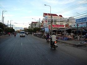 Thị trấn Chợ Lầu, Bắc Bình, Bình Thuận.JPG