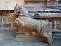 Thanjavur Brihadishvara Temple Horse Statue.jpg