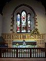 The Church of St Mary and All Saints - Stained Glass Window - geograph.org.uk - 474332.jpg