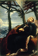 The Death of Saint Francis Xavier - Google Art Project