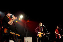 The Futureheads, Radio 1.jpg