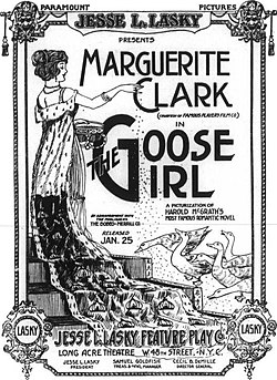 The Goose Girl (1915) - 2