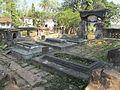 The Graves of Nawajesh Muhammad Khan (Ghaseti's Husband) ^ Ekram-ud-Daullah (Siraj's Younger-Brother) - panoramio.jpg