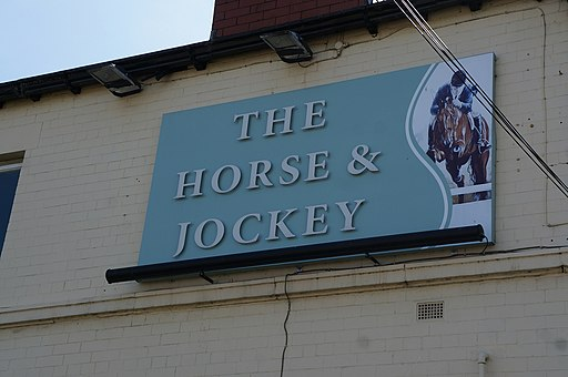 The Horse & Jockey on Church Street, Castleford (geograph 4446903)