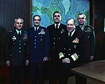 The Joint Chiefs of Staff pose for an informal group photograph at the Pentagon.jpg